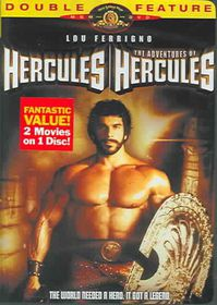 Hercules/Hercules II (The Adventures of Hercules) - (Region 1 Import DVD)
