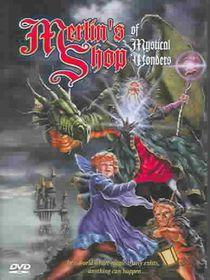 Merlins Shop of Mystical Wonder - (Region 1 Import DVD)