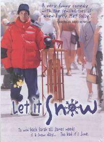 Let It Snow - (Region 1 Import DVD)