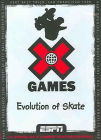 X Games:Evolution of Skate - (Region 1 Import DVD)