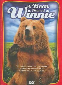 Bear Named Winnie - (Region 1 Import DVD)