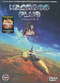 Macross Plus Vol 2 - (Region 1 Import DVD)