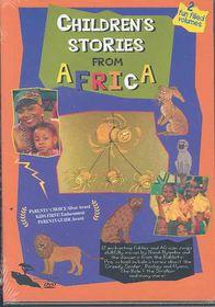 Children Stories:Africa - (Region 1 Import DVD)