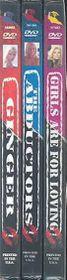 Ginger Series - (Region 1 Import DVD)