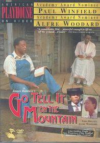Go Tell It on Themountain - (Region 1 Import DVD)