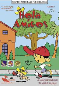 Hola Amigos Vol 1 - (Region 1 Import DVD)