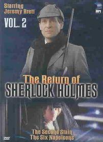 Return of Sherlock Holmes:Second - (Region 1 Import DVD)