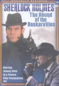 Return of Sherlock Holmes - The Hound of the Baskervilles - (Region 1 Import DVD)