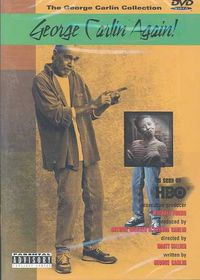 George Carlin Again - (Region 1 Import DVD)