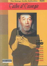 Carlin at Carnegie - (Region 1 Import DVD)