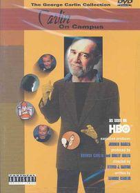 Carlin on Campus - (Region 1 Import DVD)