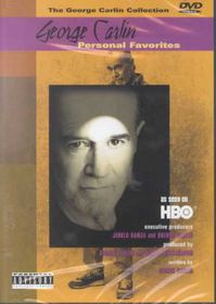 George Carlin Personal Favorites - (Region 1 Import DVD)