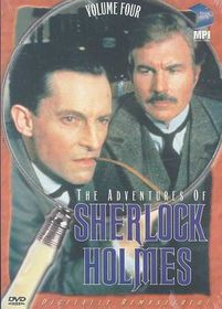Adventures of Sherlock Holmes Vol. 4 - (Region 1 Import DVD)