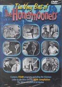 Very Best of the Honeymooners - (Region 1 Import DVD)