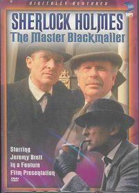 Sherlock Holmes:Master Blackmailer - (Region 1 Import DVD)