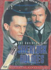 Adventures of Sherlock Holmes - (Region 1 Import DVD)