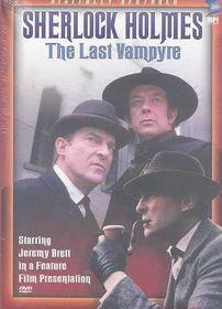 Sherlock Holmes:Last Vampyre - (Region 1 Import DVD)