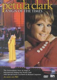 Petula Clark:Sign of the Times - (Region 1 Import DVD)