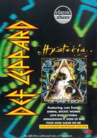 Def Leppard-Hysteria (Classic Albums) - (Import DVD)