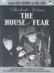 Sherlock Holmes:House of Fear - (Region 1 Import DVD)