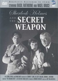 Sherlock Holmes:Secret Weapon - (Region 1 Import DVD)