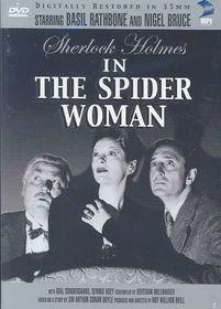 Sherlock Holmes:Spiderwoman - (Region 1 Import DVD)