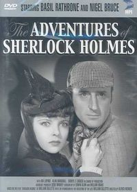 Adventures of Sherlock Holmes - (Region 1 Import DVD)