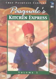 Pasquale's Kitchen - (Region 1 Import DVD)