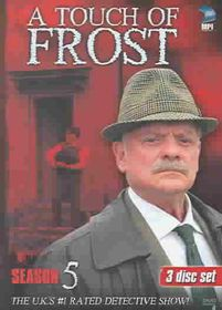 Touch of Frost Season 5 - (Region 1 Import DVD)