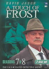 Touch of Frost Season 7 & 8 - (Region 1 Import DVD)