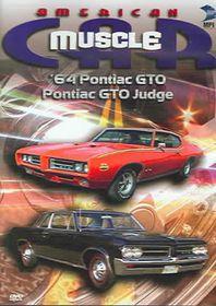American Musclecar: '64 Pontiac GTO & Pontiac GTO Judge - (Region 1 Import DVD)