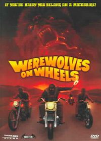Werewolves on Wheels - (Region 1 Import DVD)