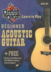 House of Blues Presents - Beginning Acoustic Guitar - (Region 1 Import DVD)