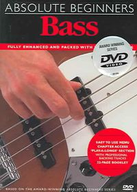 Absolute Beginners Bass Guitar - (Region 1 Import DVD)