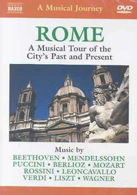 A Musical Journey - Rome - Various Artists (DVD)