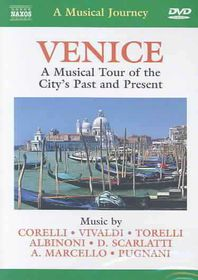A Musical Journey - Venice - Various Artists (DVD)