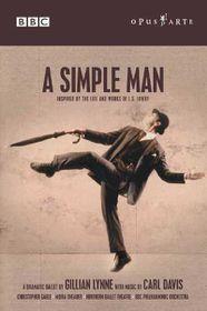 Lynne:a Simpleman Ballet - (Australian Import DVD)