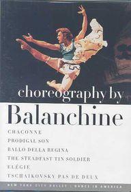 Chaconne/Prodigal Son/Ballo della Regina/ The Steadfast Tin Soldier/ Elégie/ Tschaikovsky Pas de Deux - (Region 1 Import DVD)