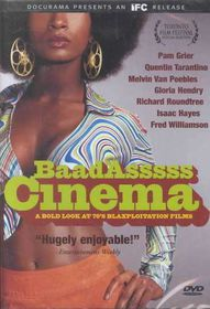Baadasssss Cinema - (Region 1 Import DVD)