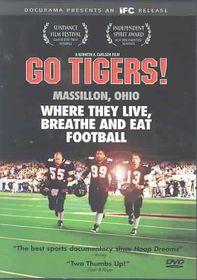 Go Tigers! - (Region 1 Import DVD)