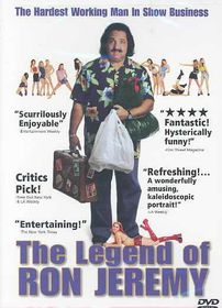 Legend of Ron Jeremy - (Region 1 Import DVD)