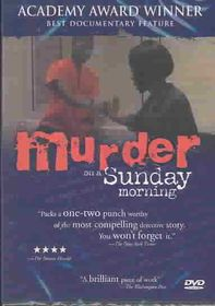 Murder on a Sunday Morning - (Region 1 Import DVD)