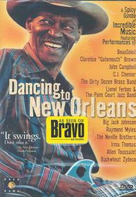 Dancing to New Orleans - (Region 1 Import DVD)