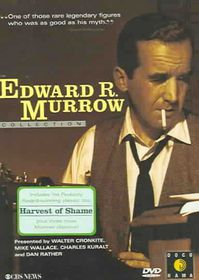 Edward R Murrow Collection - (Region 1 Import DVD)