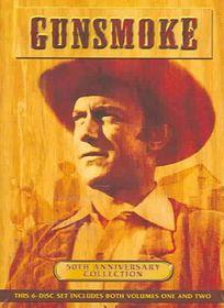Gunsmoke:50th Anniversary Ed Vol 1-2 - (Region 1 Import DVD)
