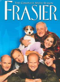 Frasier:Complete Sixth Season - (Region 1 Import DVD)