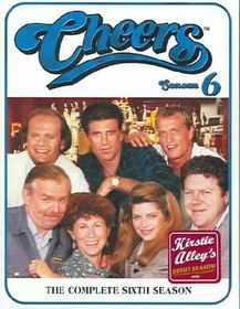 Cheers:Complete Sixth Season - (Region 1 Import DVD)