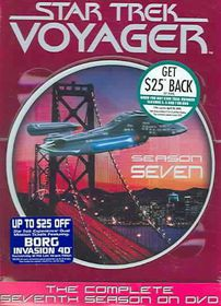 Star Trek:Voyager Complete Seventh - (Region 1 Import DVD)