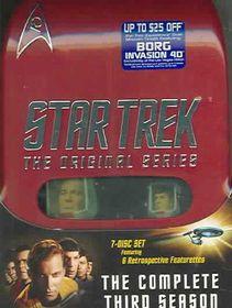 Star Trek:Original Series Sea 3 - (Region 1 Import DVD)