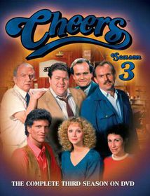 Cheers:Complete Third Season - (Region 1 Import DVD)